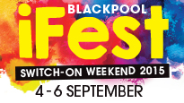 Blackpool iFest Switch On Weekend - Saturday Vintage Pop Night