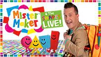 Mister Maker & The Shapes Live!