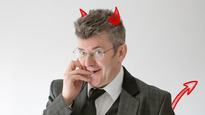 Joe Pasquale - The Devil In Disguise
