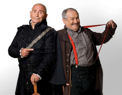 Cannon & Ball plus Harper Brothers