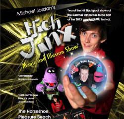 Michael Jordan's High Jinx Magic and Illusion Show