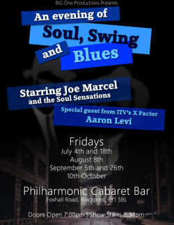 Soul - Swing and Blues Show