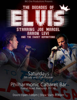 The Decade of Elvis Show