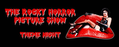 The Rocky Horror Picture Show Theme Night