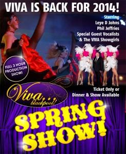 VIVA Blackpool Spring Show